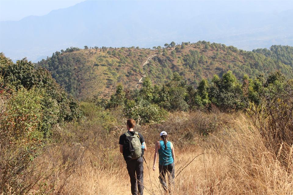 Champa Devi Hiking - 1 Day