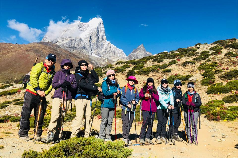 Everest Foothill Trek - 12 days
