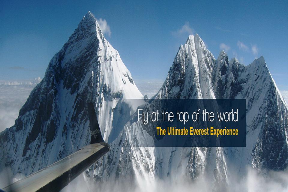 Mountain Flight  - 1 Day
