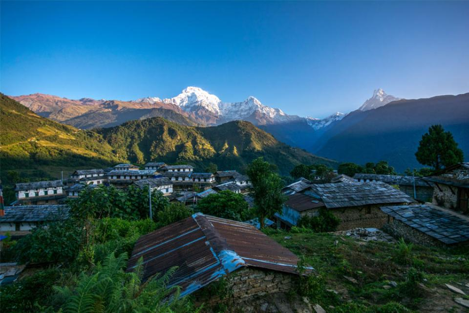 Ghandruk Trek -7 Days
