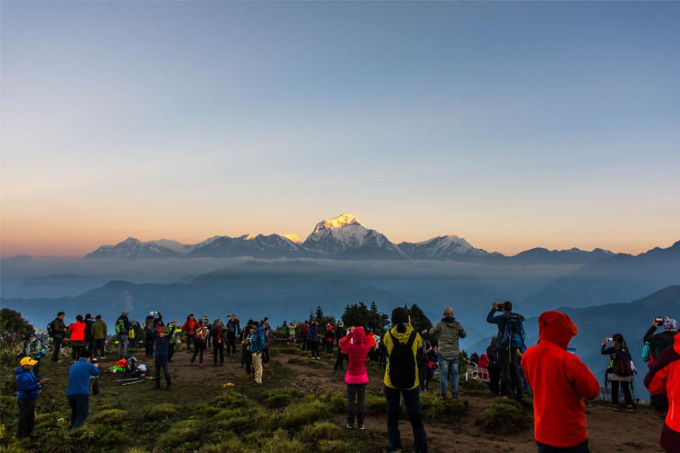 Ghorepani Poon Hill Trek - 9 days