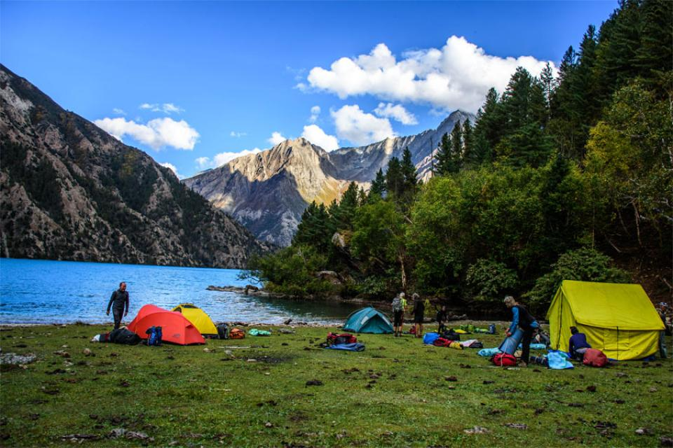 Upper Dolpo Trekking - 25 Days