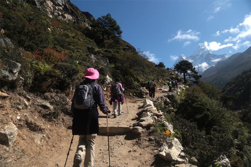 Everest Base Camp Trek 15 days