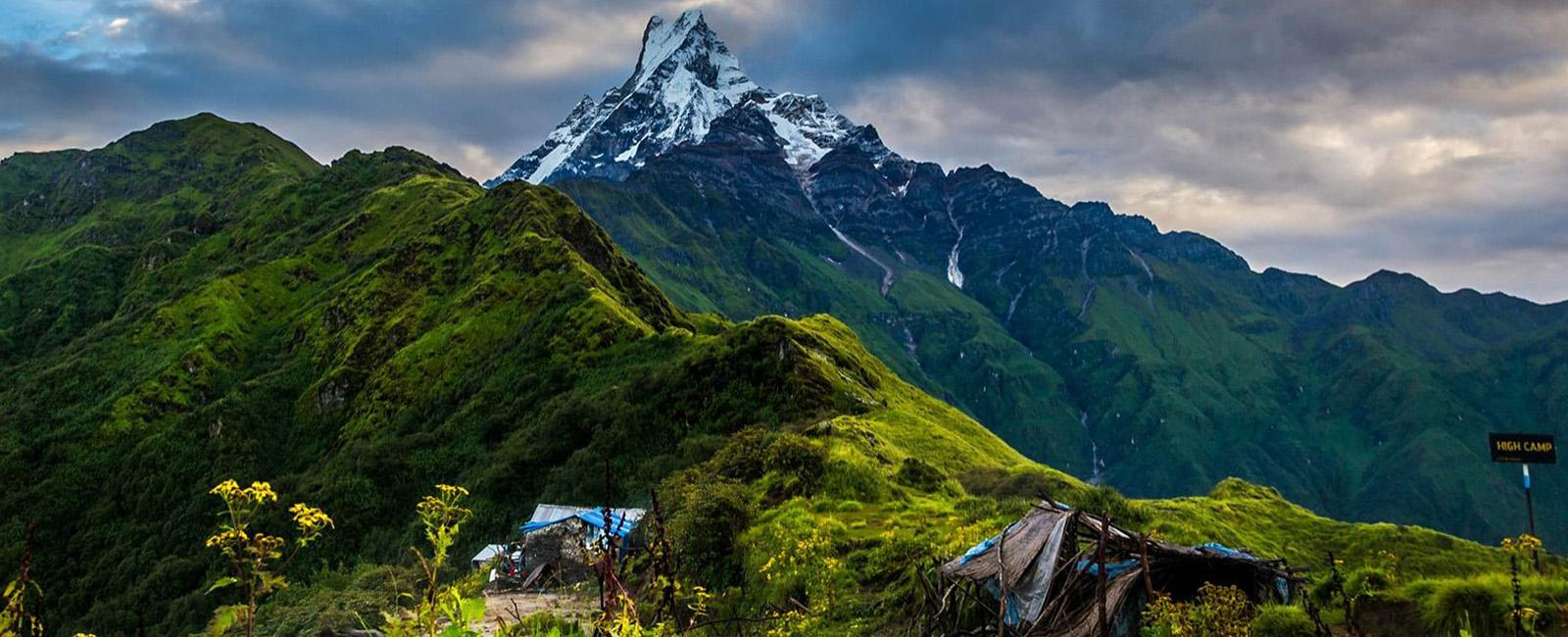 Mardi Himal Trek - 11 days