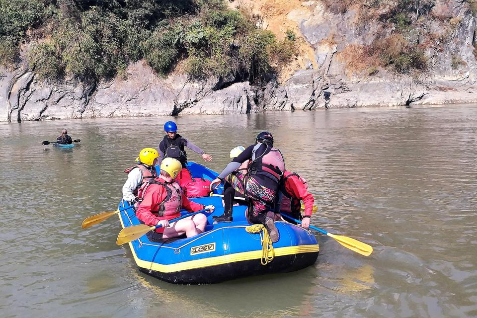 Trishuli River Rafting - 1 day